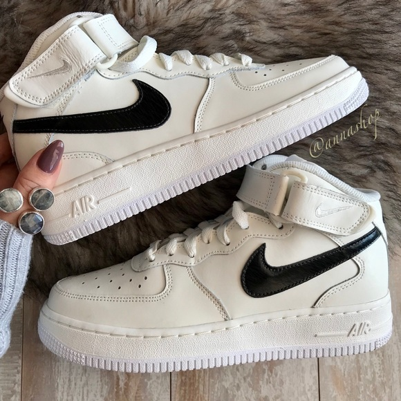 Nike Shoes   Nwt Nike Id Air Force Mid